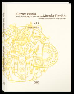 Flower World - Mundo Florido, vol. 6 Book Cover